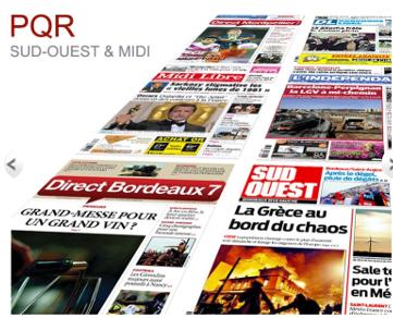 Les titres de PQR de GSO - Midi Libre