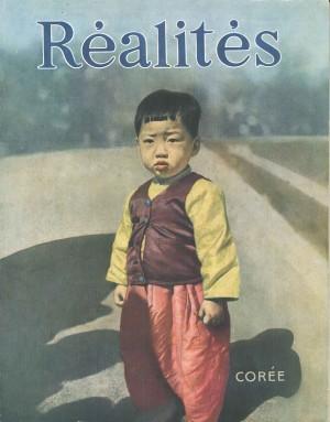 Corée (photo: photos Betty et Arthur Reef) - Réalités n°36, janvier 1949.