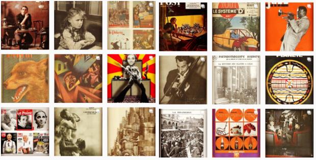 Instagram Archives de presse illustrée